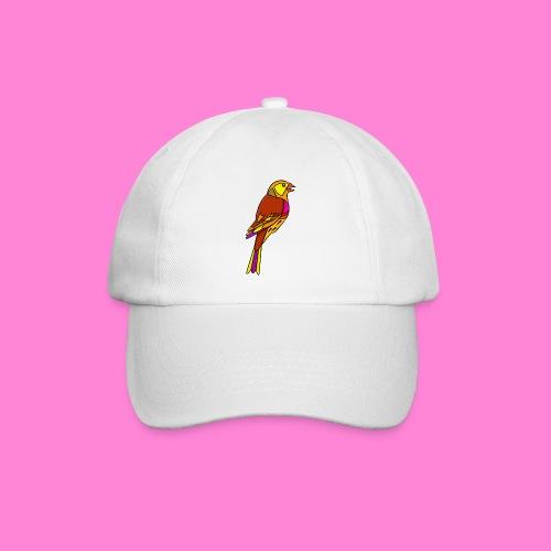 Geelgors illustratie - Baseballcap