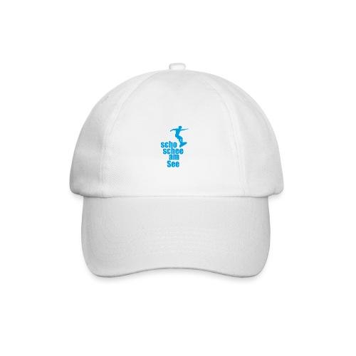 scho schee am See Surfer 02 - Baseballkappe