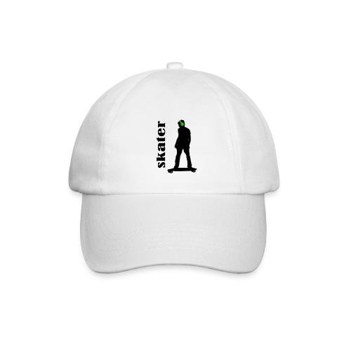 skater green copia - Gorra béisbol