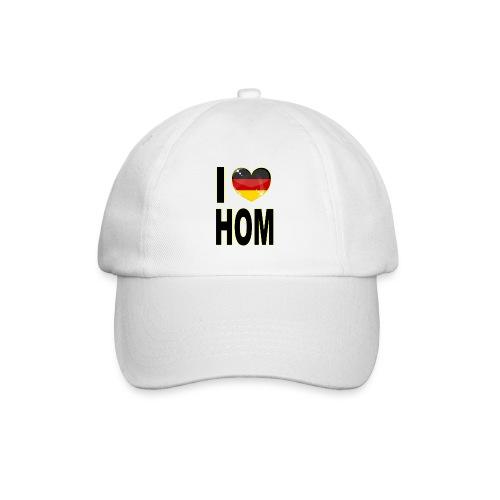 I Herz HOM - Baseballkappe