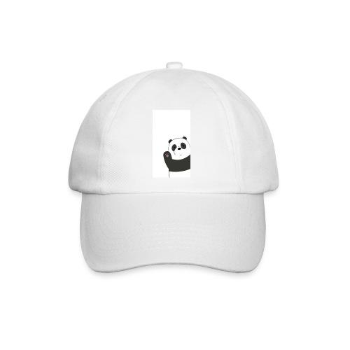 We bare bears panda design - Baseballcap