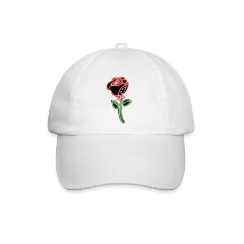 Rose - Baseballkappe