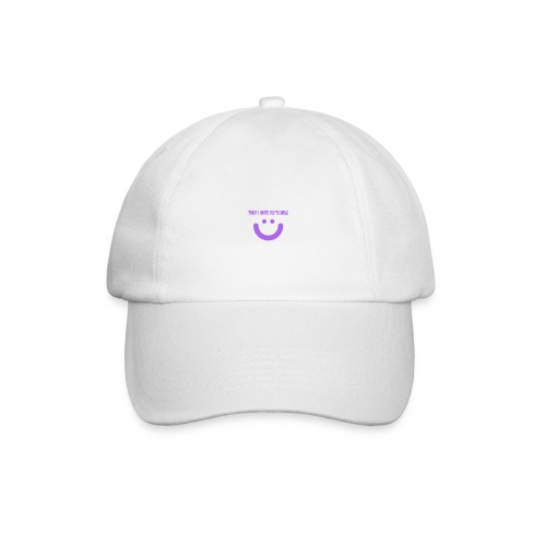 White smile collection - Gorra béisbol
