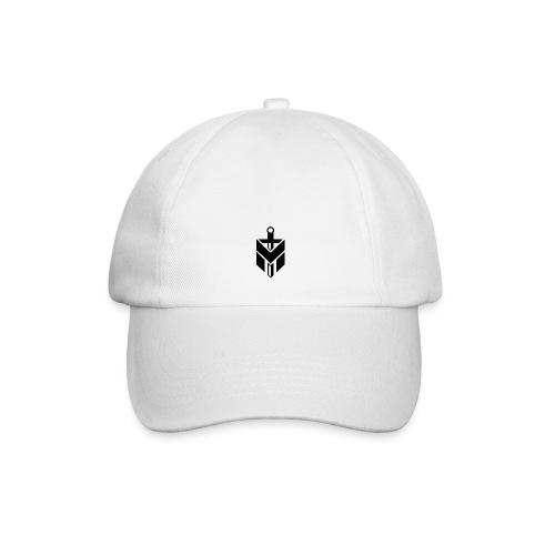 Manmade Cap Zwart - Baseballcap