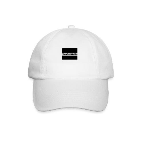 logo for case - Baseball Cap