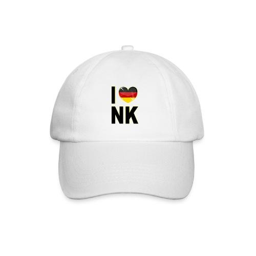 I Herz NK - Baseballkappe
