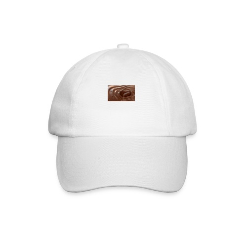 Choklad T-shirt - Basebollkeps