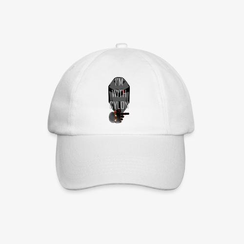 I'm with Cylon - Baseballcap