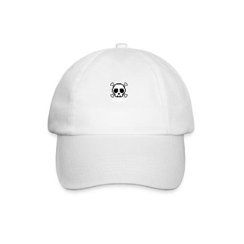 Scripted. Skull - Baseball Cap