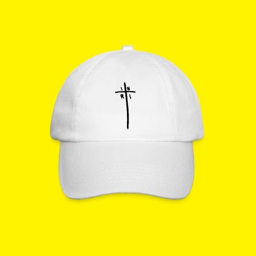 Cross - INRI (Jesus of Nazareth King of Jews) - Baseball Cap