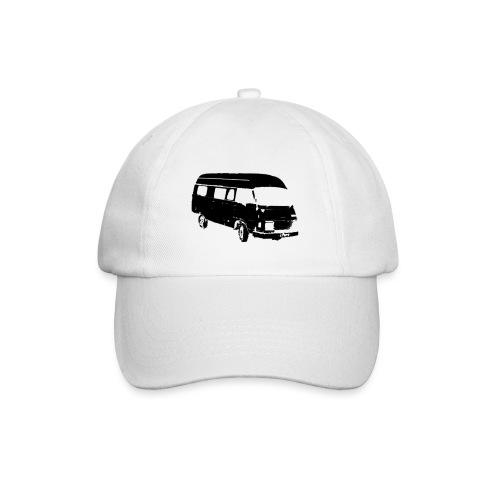 hh f20 zwart png - Baseballcap