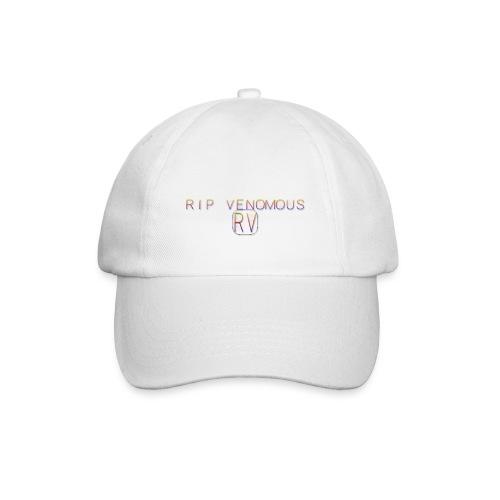Rip Venomous White T-Shirt woman - Baseballcap