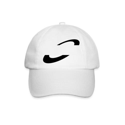 Planet Cycling Icon Black - Baseball Cap