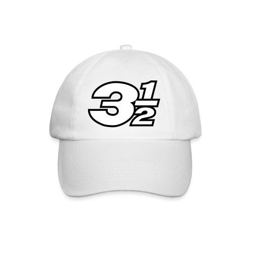 Three and a Half Logo - Baseball Cap