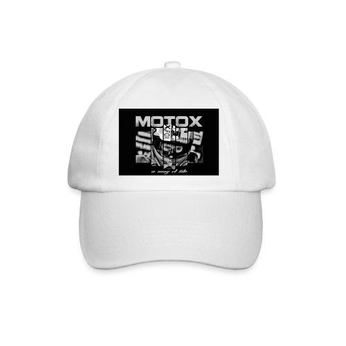 Motox a way of life - Baseballcap