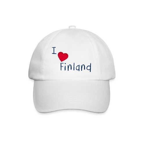 I Love Finland - Lippalakki