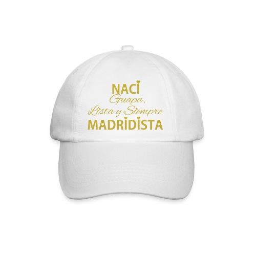 Guapa lista y siempre Madridista - Cappello con visiera