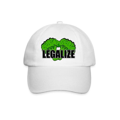 Legalize - Baseballkappe