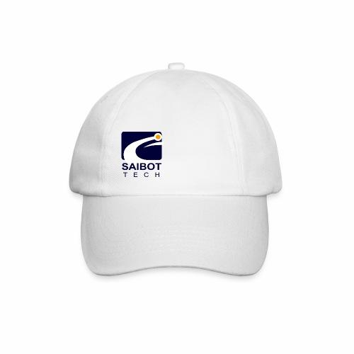 Logo saiboT-Tech eckig - Baseballkappe