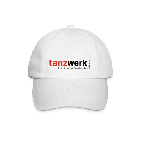 Tanzwerk - Premium Edition schwarz - Baseballkappe