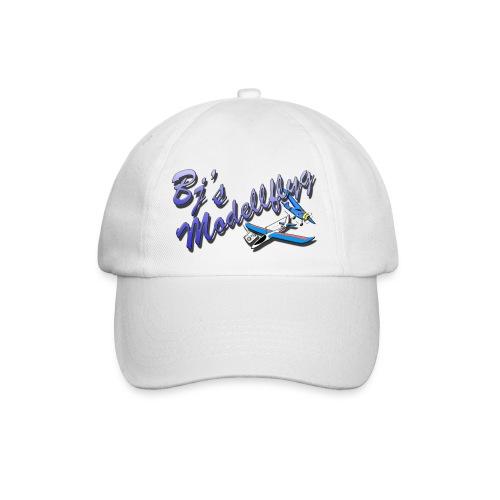 Logo Bjs Modellflyg New png - Basebollkeps