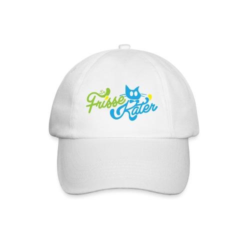 Frisse Kater Logo Kleur - Baseballcap
