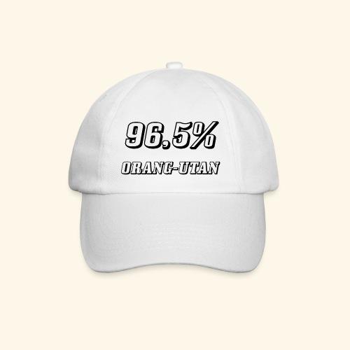 96,5% ORANG-UTAN - Baseballkappe