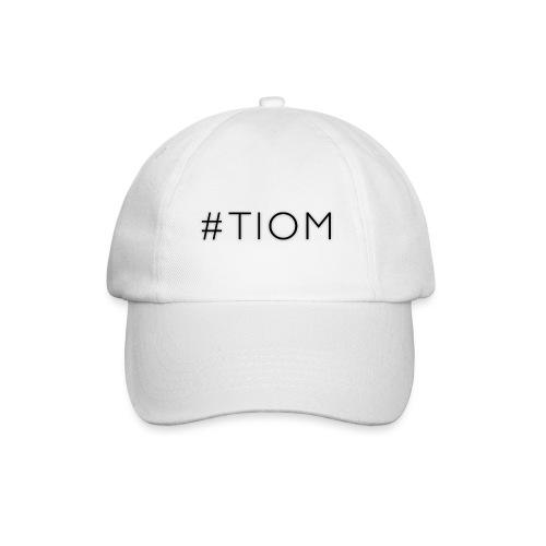 #TIOM - Cappello con visiera