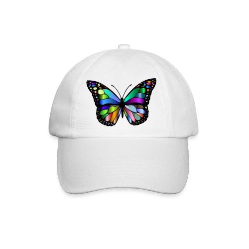 Kolorwy Motyl - Czapka z daszkiem