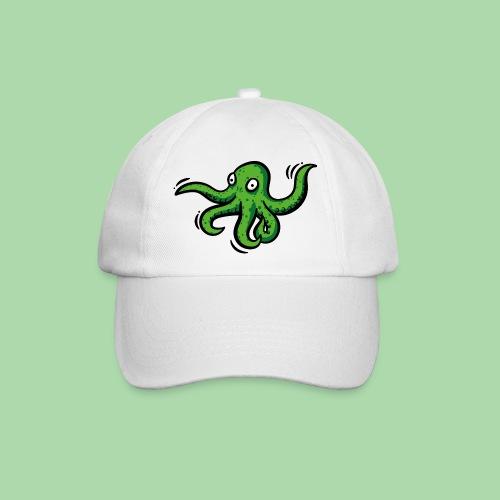 Alien Oktopus - Baseballkappe
