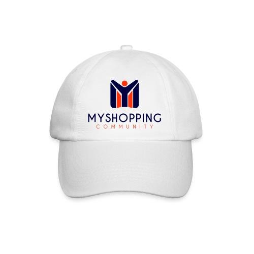logo MYSC verticale - Cappello con visiera