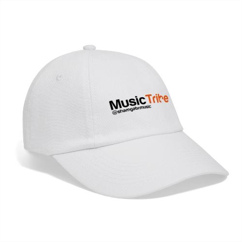 music tribe logo - Baseball Cap
