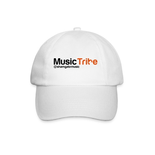 music tribe logo - Baseball Cap