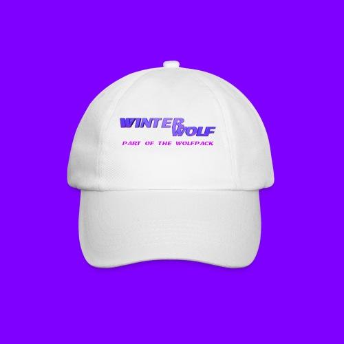 WINTERWOLF LOGO Part of The Wolfpack T-shirt - Baseballcap