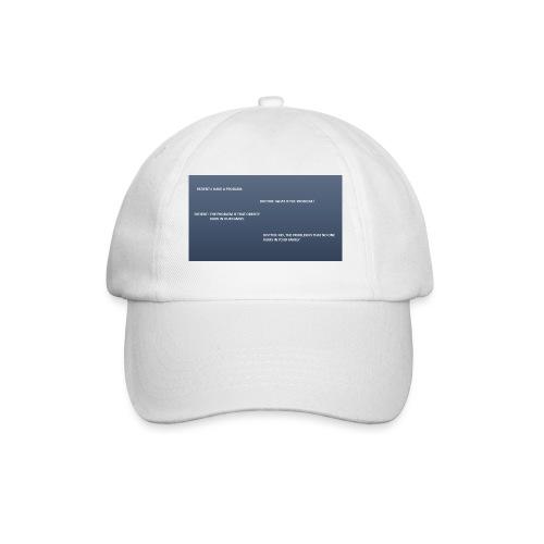 Running joke t-shirt - Baseball Cap