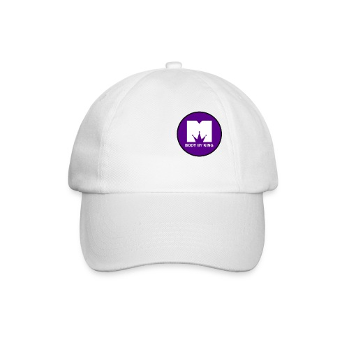 BodyByKing Purple - Baseball Cap