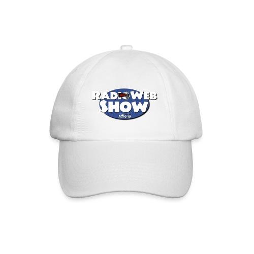 Logo RadioWebShow - Cappello con visiera
