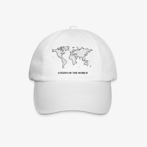citizenoftheworld - Baseball Cap
