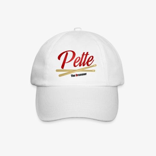 Pette the Drummer - Baseball Cap