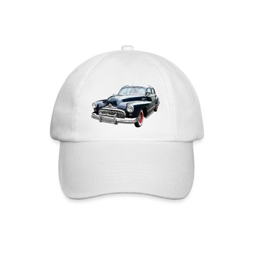 Classic Car. Buick zwart. - Baseballcap