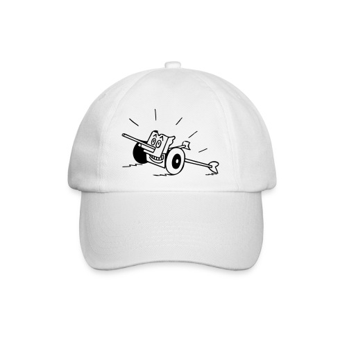 Panzerabwehrkanone - Baseballkappe