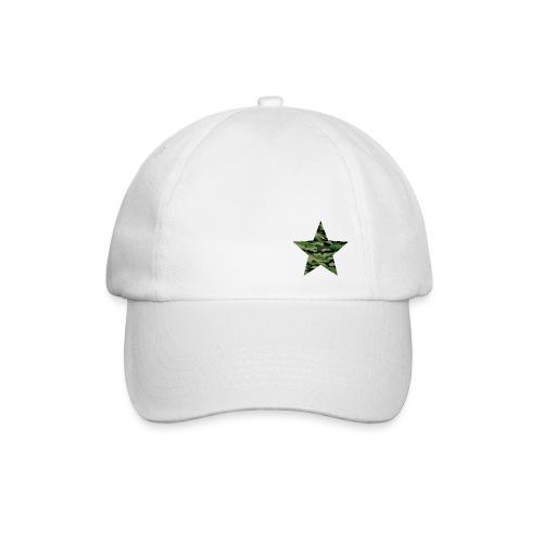 CamouflageStern - Baseballkappe