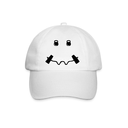 Happy dumb-bell - Baseballcap