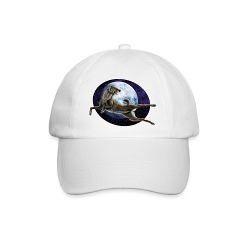 Galaxy Wolf - Baseballkappe