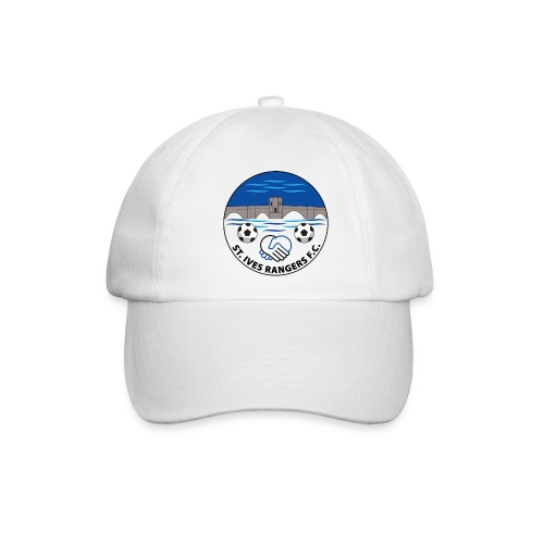 StIves fc badge1FINAL png - Baseball Cap