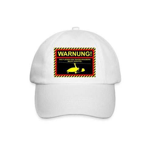 Tasse Warnung CALIDUS - Baseballkappe