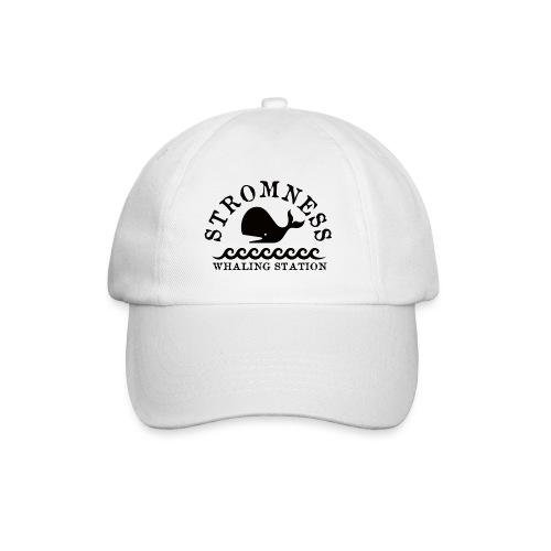 Sromness Whaling Station - Baseball Cap