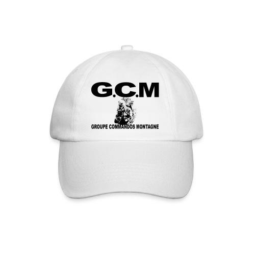 GROUPE COMMANDOS MONTAGNE 4RCh - Casquette classique