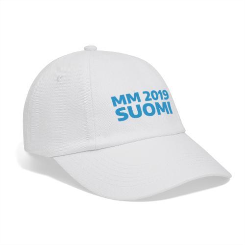 mm-2019-suomi - Lippalakki