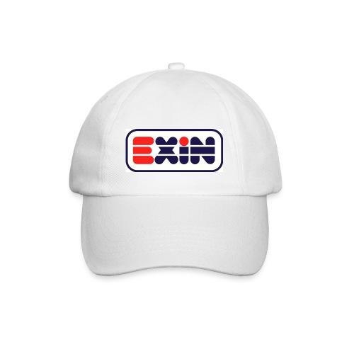 logo exin v2 - Gorra béisbol